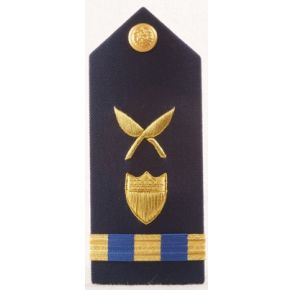 Hard Shoulder Boards WO3 PERS